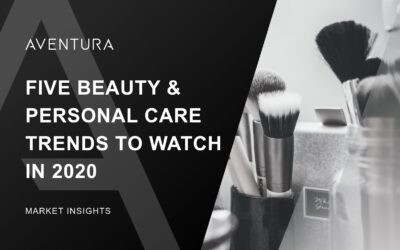 Five Beauty & Personal Care Trends to Watch in 2020