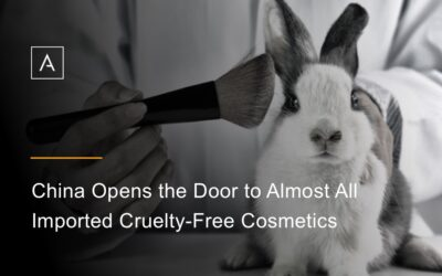 China Opens the Door to Almost All Imported Cruelty-Free Cosmetics