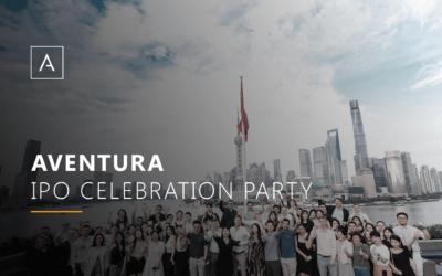 Aventura's IPO Celebration Party Highlights
