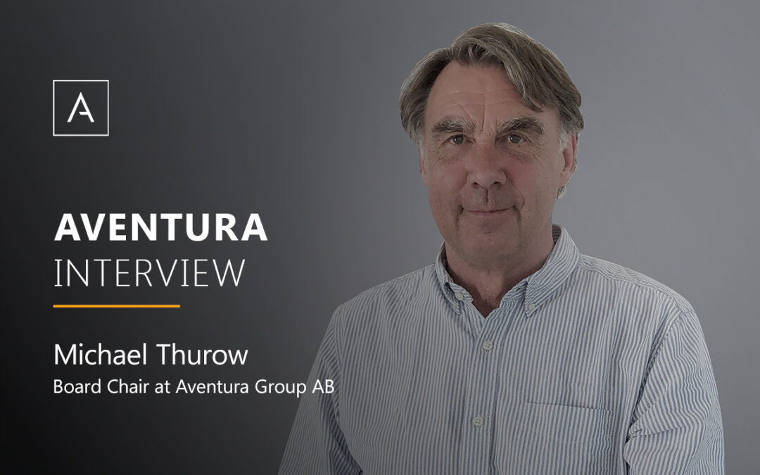 Aventura Interview: Michael Thurow on the Chinese Market