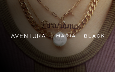The D2C Jewelry Brand Maria Black Scales Up its Market Presence in China Together with Aventura